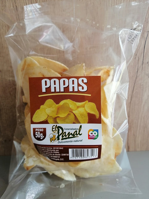 Papas 50 g
