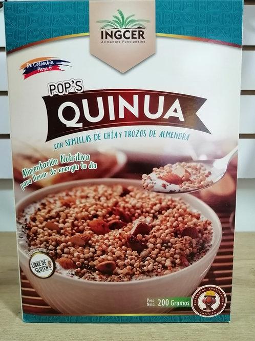 pops quinua
