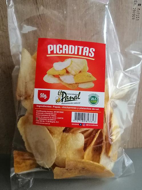 Picaditas