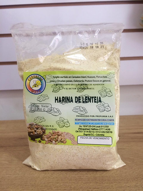 Harina de lentejas 250 g