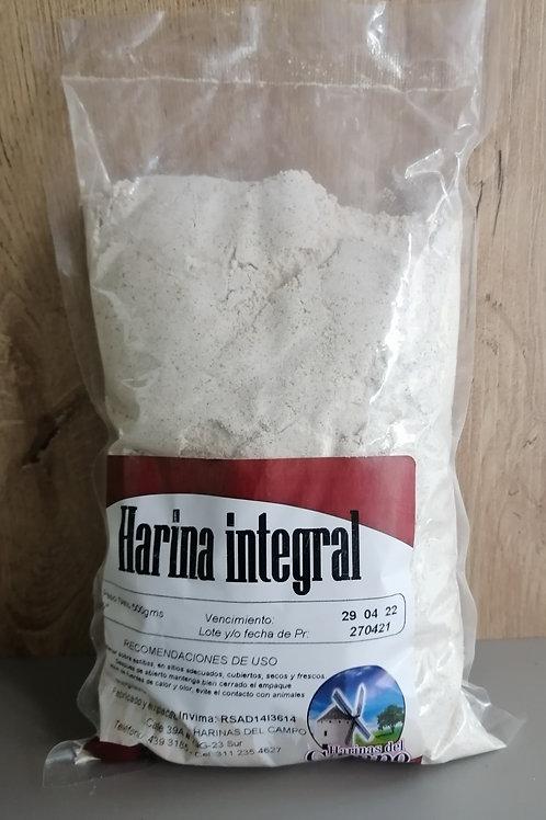 Harina integral 500 g