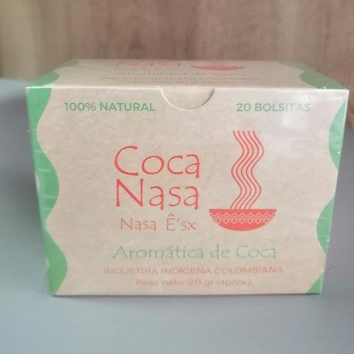 Aromática de coca 20 sobres
