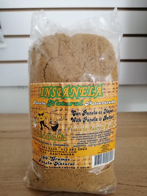 Panela natural pulverizada 500 g