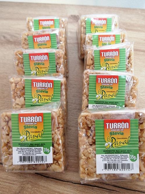 Turrón de granola 35 g