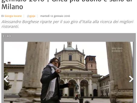 """RISTORANTE GHEA - progettato nel 2012, decretato miglior ristorante buono e sano di Milano da """""""