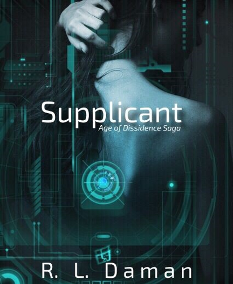 Working Cover Art for Supplicant