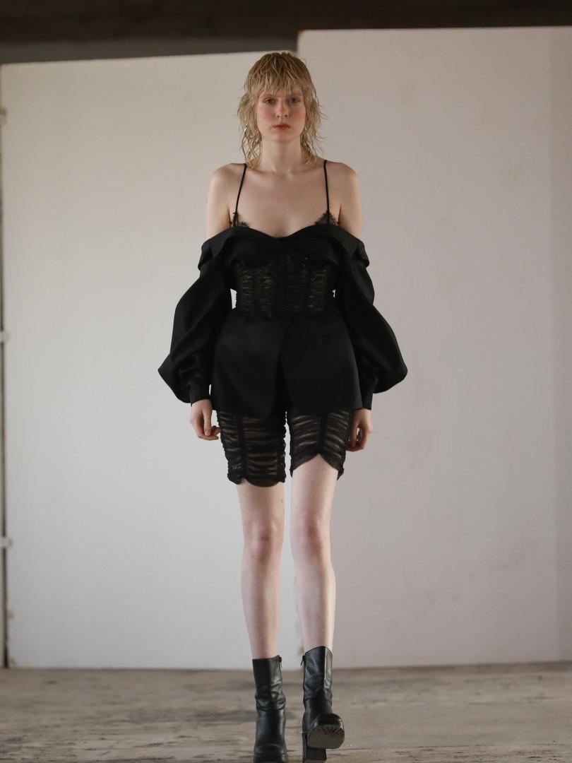 Photographer, Daniel Tulloch  Model, Aimée Lawson