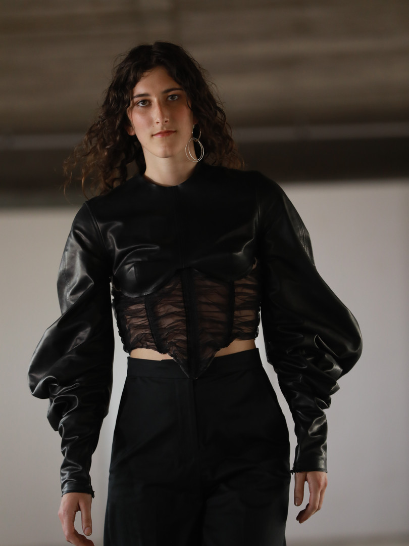 Photographer, Daniel Tulloch Model, Emily Farebrother