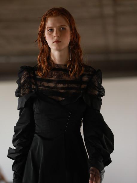 Photographer, Daniel Tulloch Model, Martha Horn