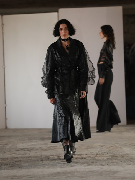 Photographer, Daniel Tulloch Model, Claire McCloskey