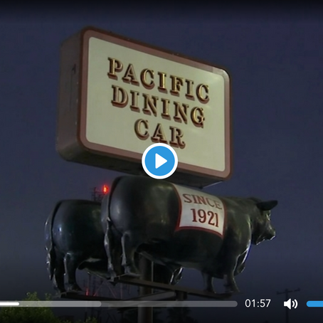 After a century, Pacific Dining Car closing, will sell food online
