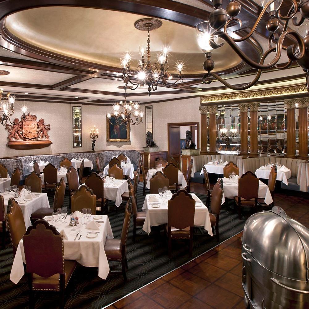 Lawry's Prime Rib Chicago Restaurant