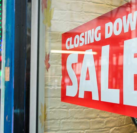 12,000 Stores Could Close In 2019, Says Report