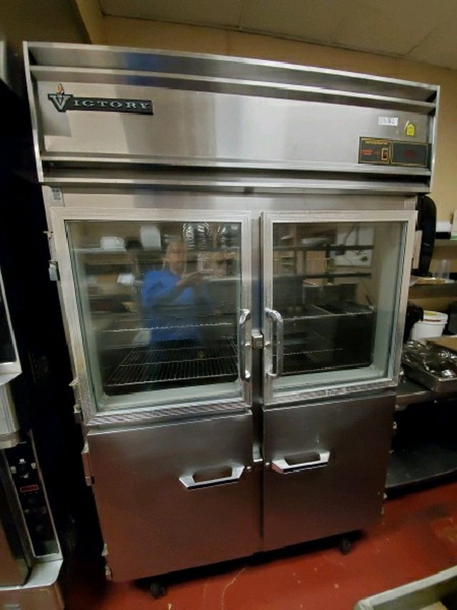 Traulsen Hot Food Holding Cabinet