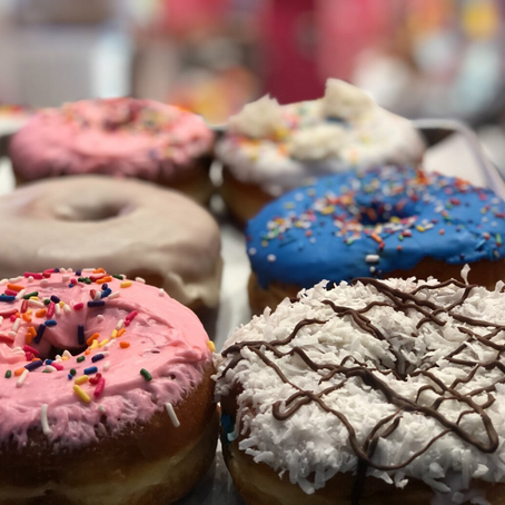 Chuck's Donut Shop in San Carlos to close
