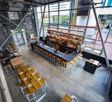 Multi-level Restaurant is Shuttering