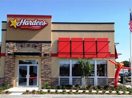 Hardee's, Pineville, LA, is Partnering with RestaurantEquipment.Bid to Liquidate its Contents in Onl