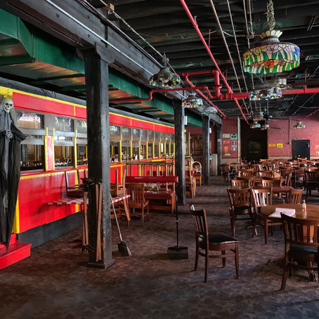 TAGeX Brands is set to auction the contents of the closed Spaghetti Warehouse in Dallas, Texas