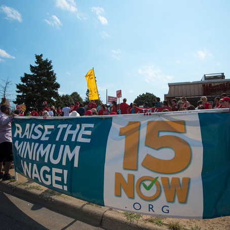 Raising minimum wage in restaurants could be a win for everyone