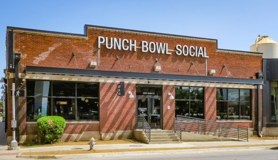 Punch Bowl Social Closes
