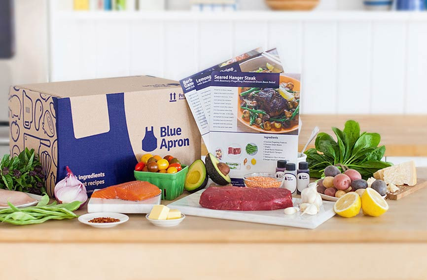 Blue Apron Meal Example