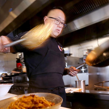 Sujeo closing 'super emotional' for Chef Tory Miller
