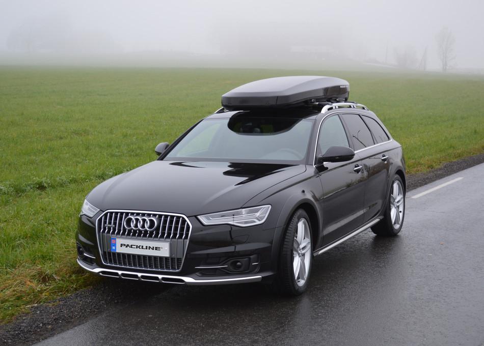 Audi A6 Allroad med Packline NX-Premium