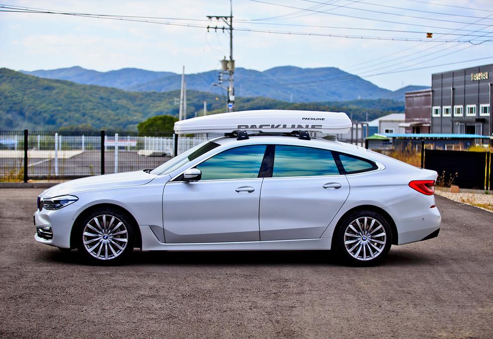 BMW520d 루프박스 fx-s 툴레윙바1.jpg