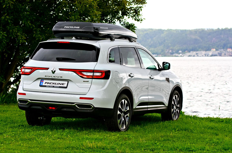 Renault Koleos med Packline FX-222D 6.JP