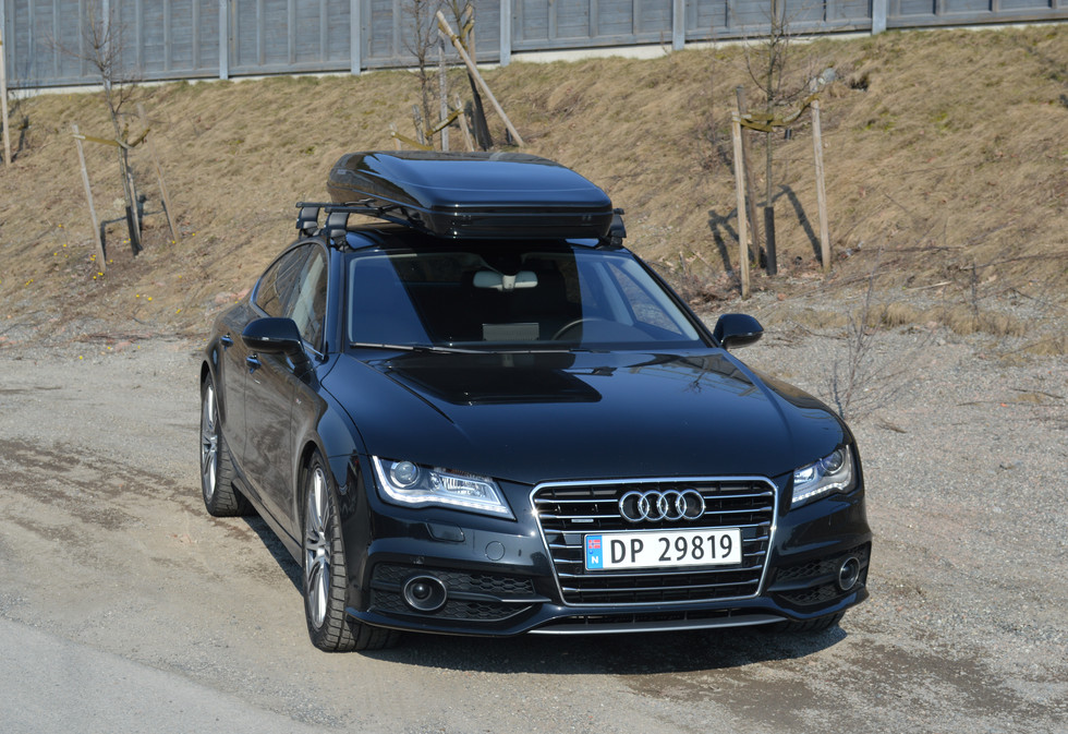 Audi A7 med Packline FX-210.JPG