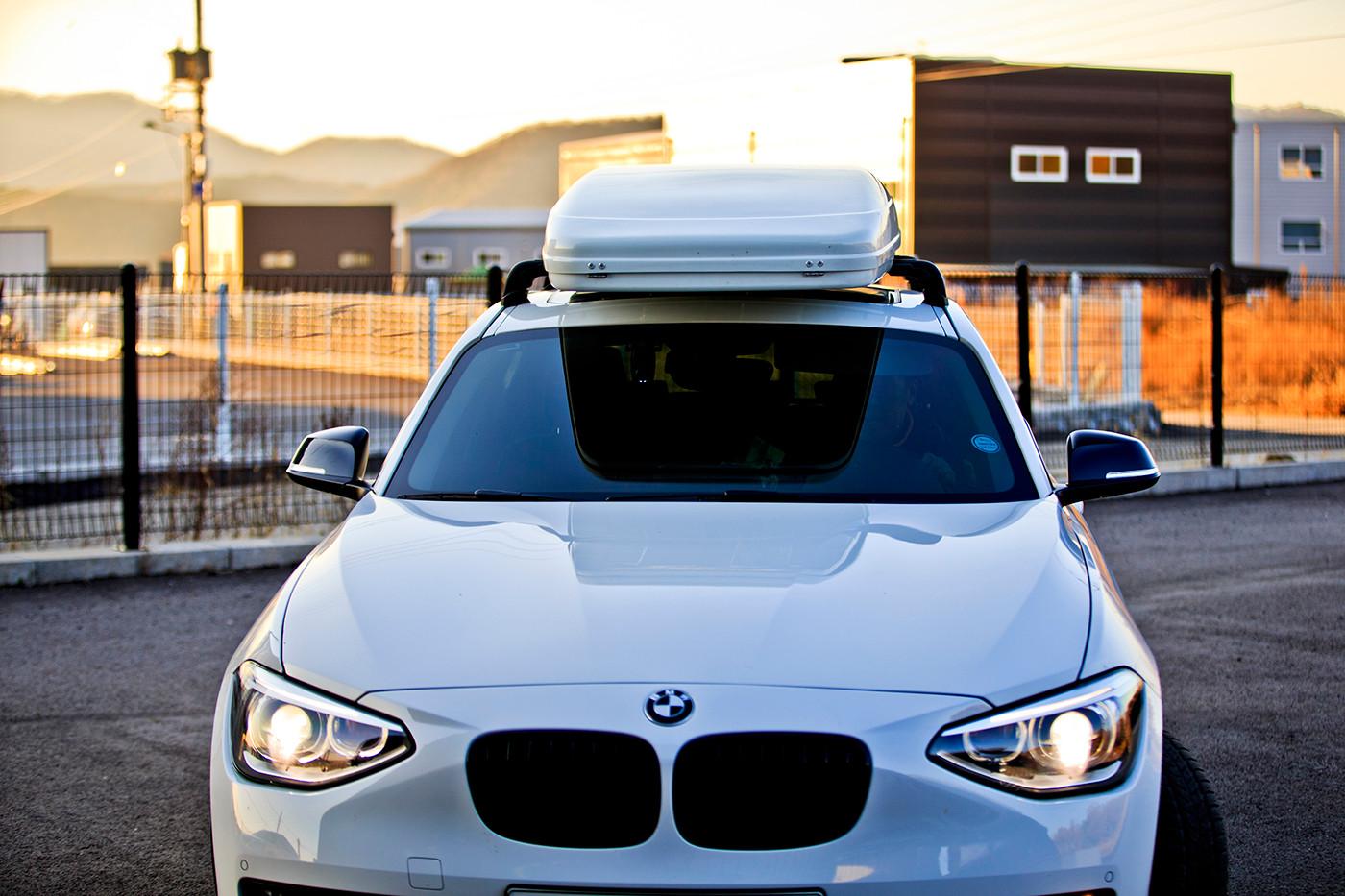 BMW118d 루프박스 fx-suv툴레윙바2.jpg