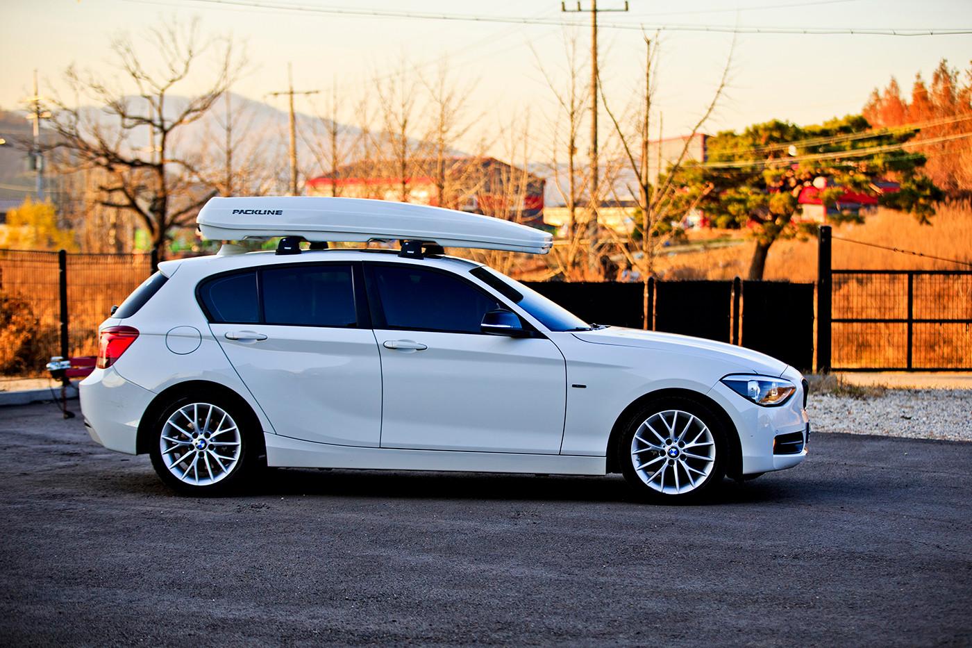 BMW118d 루프박스 fx-suv툴레윙바1.jpg