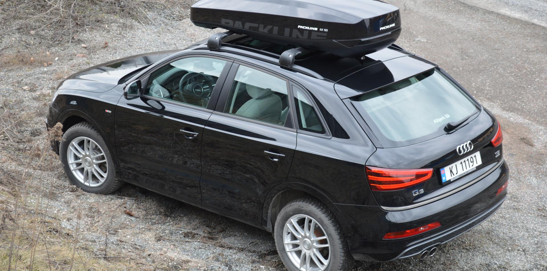 Audi Q3 med Packline NX195.JPG