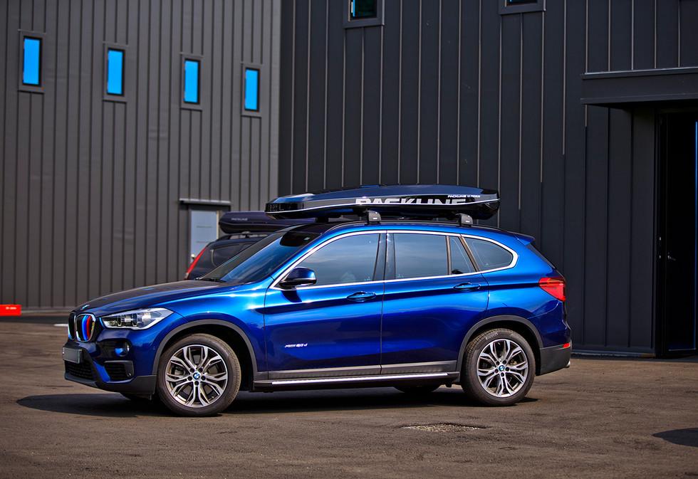 BMW X1 루프박스nx프리미엄 크롬킷 툴레윙바 (2).jpg