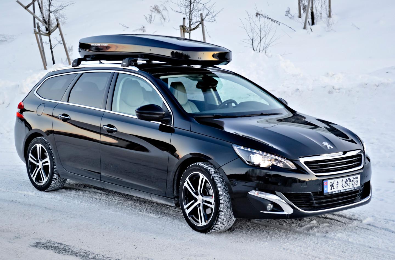 Peugeot 308 SW med Packline NX-Premium.J