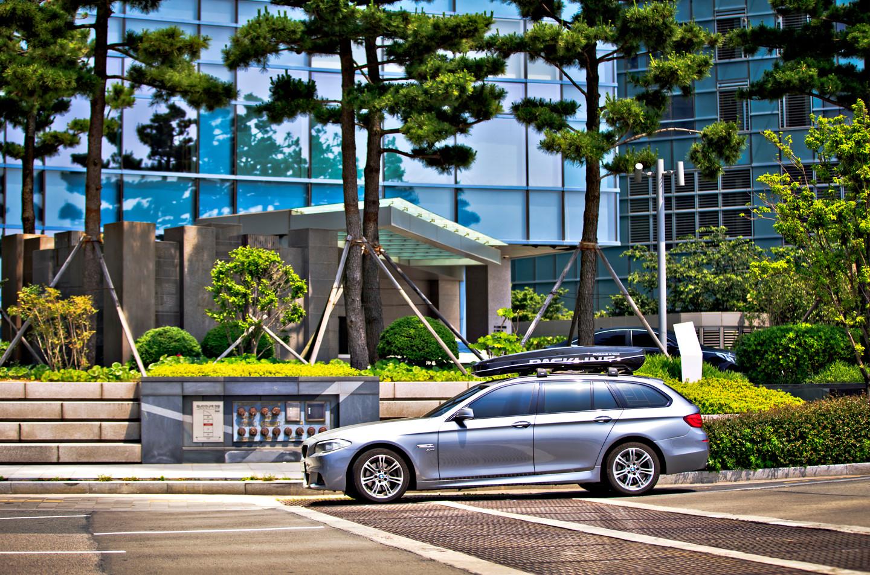 BMW525d 루프박스nx프리미엄 툴레윙바 (1).jpg