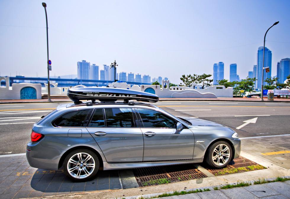 BMW525d 루프박스nx프리미엄 툴레윙바 (3).jpg