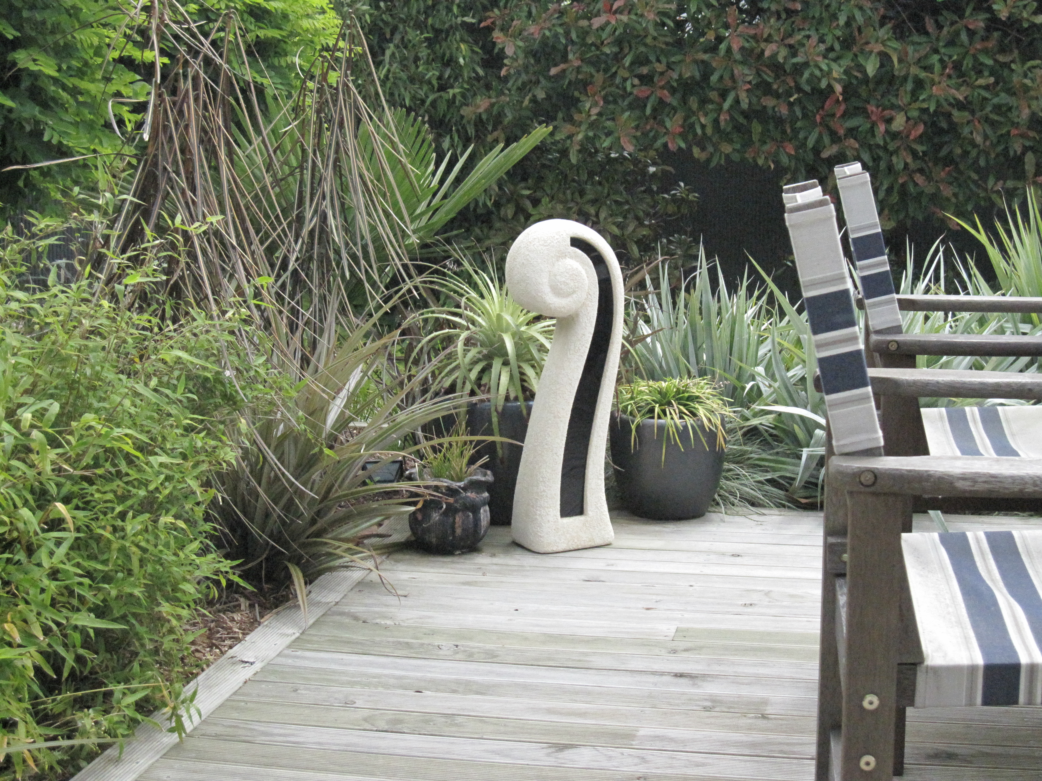 Koru Sculpture