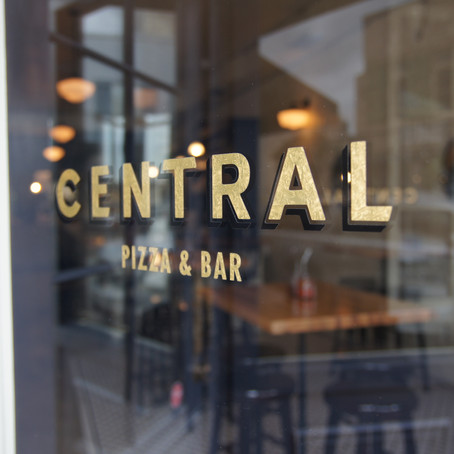 First Art Rotation: Central Pizza