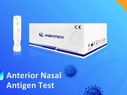 100 St. Antigen Schnelltest SARS-CoV-2 Einzel Test Kit+100 St. FFP3 Masken