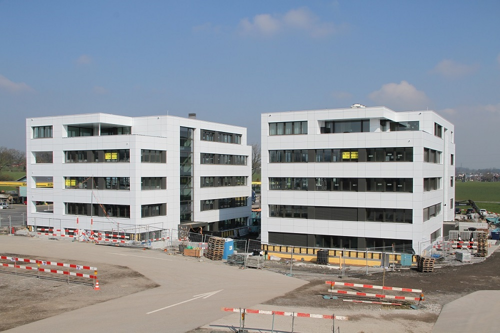 Rothenburg, Gewerbegebäude Zemp