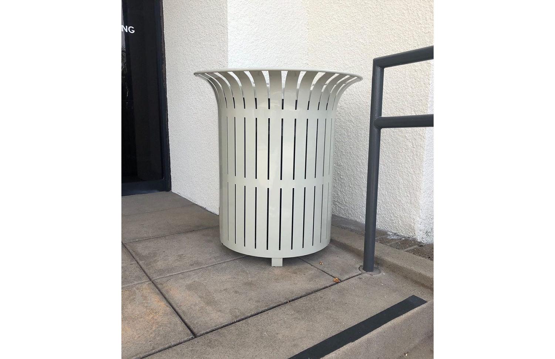 City Litter Receptacle