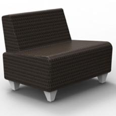 Wicker S60 Lounge Seat
