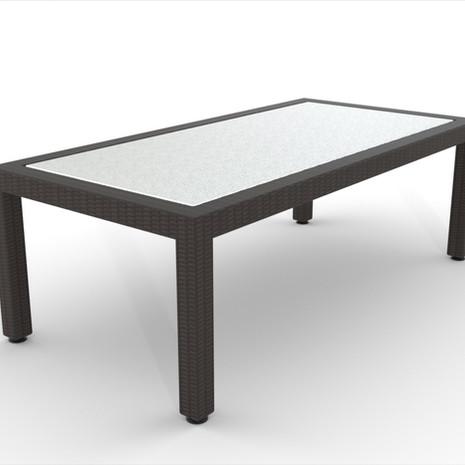 Wicker S10 Coffee Table