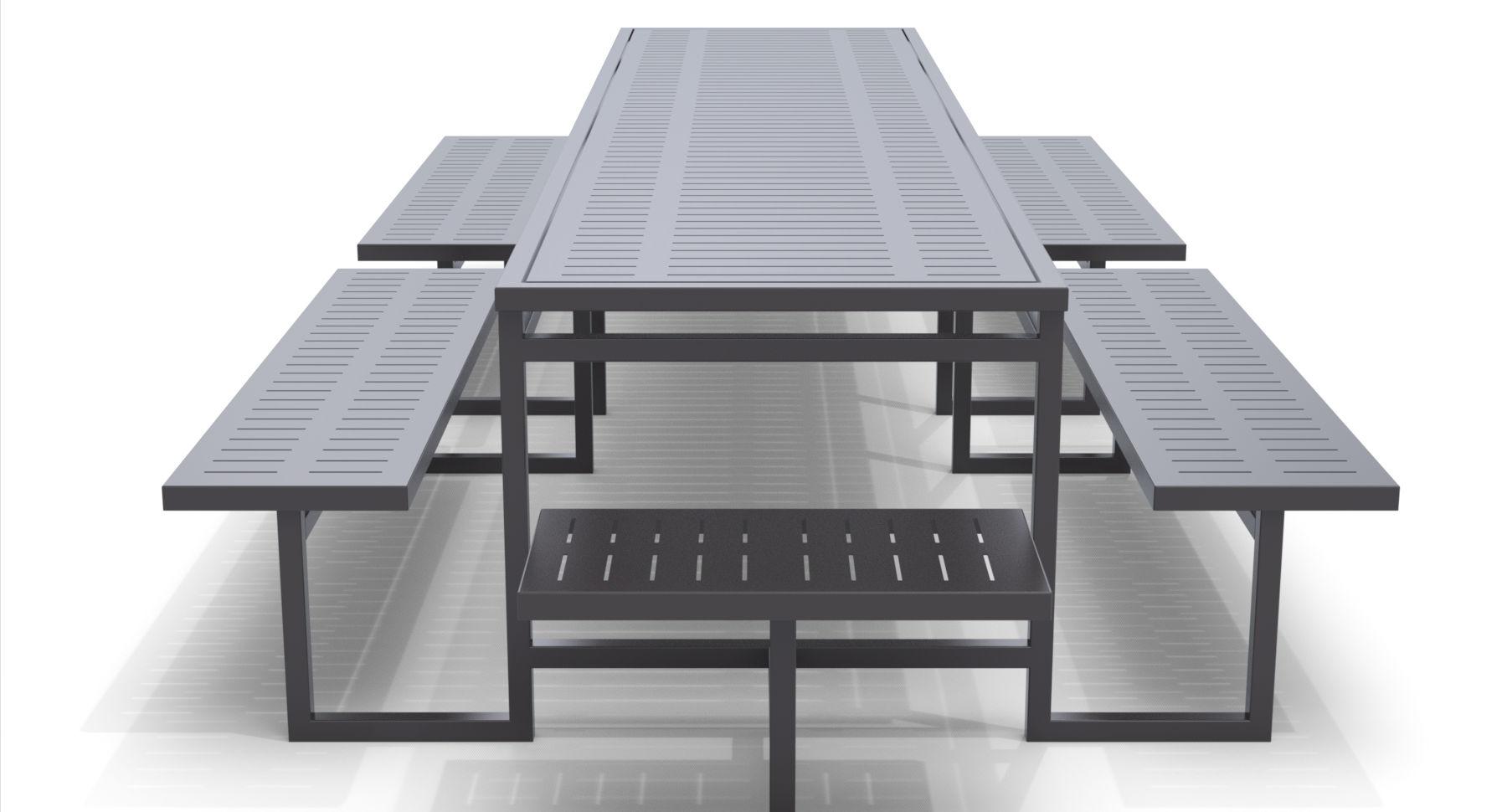 12' San Antonio Picnic Table - A.jpg