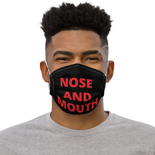Sunshine Trading Co. - Nose and Mouth - Facemask