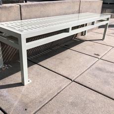 San Antonio Backless Bench