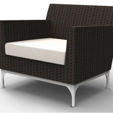 Wicker S40 Lounge Seat
