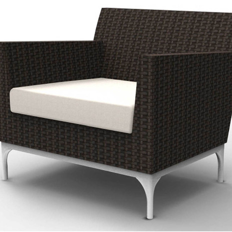 Wicker S40 Lounge Seat