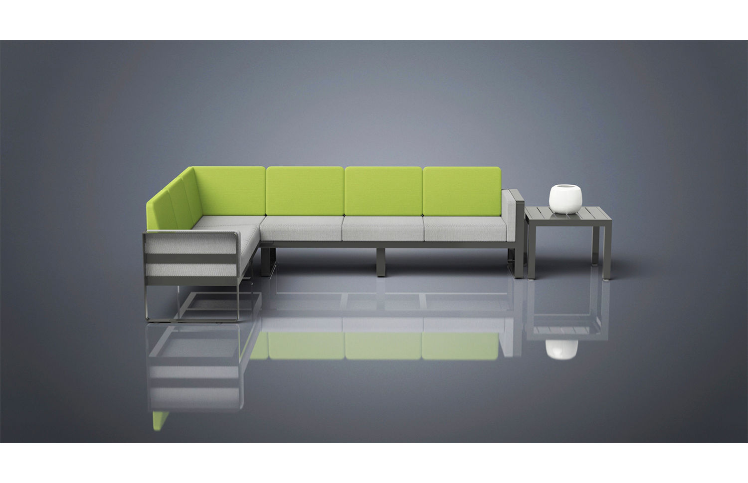 Fero collection with sectional